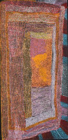 Warakurna Artists, Tommy Mitchell, Wakalpuka, 2010