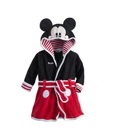 Disney Mickey Mouse Bath Robe - $30