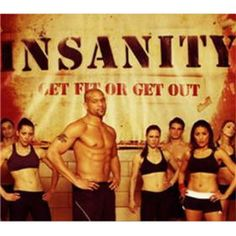 After doing p90x I am finally committing to INSANITY.