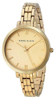 Zegarek damski Anne Klein AK-1446CHGB - sklep internetowy www.zegarek.net