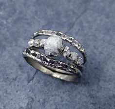 Image result for faux rough diamond ring - peridot jewelry, jewelry department stores, copper jewelry *ad