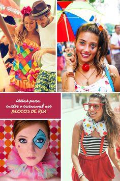 Estilo Meu - Consultoria de Imagem maquiagem para o carnaval / inspiração de make / produções carnavalescas / bloco de rua / fantasias de carnaval / get inspired costume