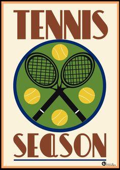 Tennis Shop, Tennis Party, Tennis Clubs, Sport Tennis, Tennis Racket, Tennis Posters, Wimbledon Tennis, Tennis Quotes, Tennis Shirts
