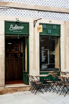 Baldoria in Porto, Portugal - Modern, minimalist, industrial or retro style bars. Learn how to create the best ambiences! Check out http://www.pinterest.com/homedsgnideas/ for more amazing ideas.
