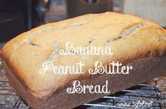 Banana Peanut Butter Bread - Powered by @ultimaterecipe