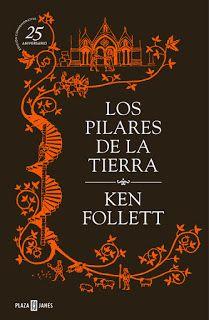 Los pilares de la tierra, de Ken Follett  1048 páginas