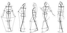 fashion basic drawing