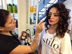 Vanessa Tort of Estilo Salon & Spa - #Makeup by #LisaCapuchino for @Capuchino Beauty