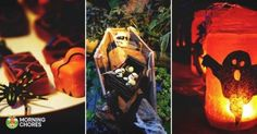 37 Frugal & Fun Halloween Decoration Ideas You Are Sure to Love