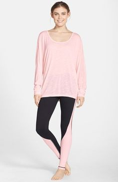 Zella Dolman Sleeve Top available at #Nordstrom