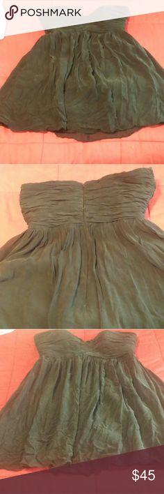 Black strapless silky dress Black strapless dress for formal Dresses Strapless