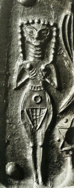 Hittite goddess…                                                                                                                                                                                 More