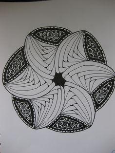 Zentangle   Flickr - Photo Sharing!