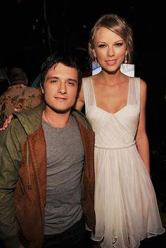 "Josh Hutcherson (5'6""). | 18 Celebrities You Didn't Know Were Really Short"