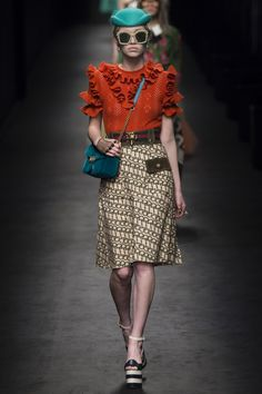 Gucci Fall 2016 Ready-to-Wear Collection Photos - Vogue