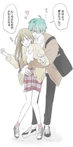 Manga Cute, Cute Anime Boy, Anime Kiss, Anime Art, Tragic Comedy, Anime Girl Drawings, Digital Painting Tutorials, Rap Battle, Mystic Messenger