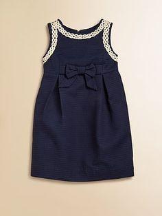 Lilly Pulitzer Kids - Girl's Mini Evie Shift Dress - Saks.com