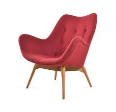 Monthly Modern December 2012  Lot 6050  GRANT FEATHERSTON (1922-1995)   A B210 CONTON CHAIR, designed 1953   stamped to underside   Literature: Terence Lane, Featherston Chairs, National Gallery of Victoria, 1988, p.29   Estimate $4,000-5,000