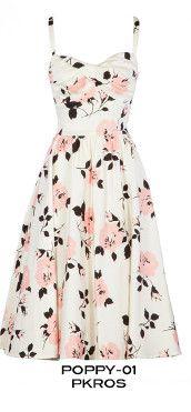 PRE ORDER New Stop Staring Poppy Dress - POPPY-01 PNKRS