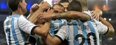 Copa: Golaço de Messi cala clamor por Neymar e incendeia Maracanã - Terra Brasil