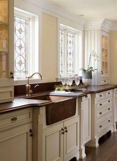 Раскрасьте свой дом витражами ~ Sweet home