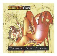 """L'album degli #AtTheGates intitolato """"Terminal Spirit Disease""""."""
