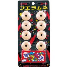 Coris Cola Whistle Candy & Toy