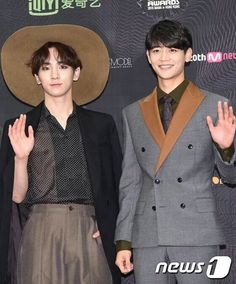 151202 The 2015 'Mnet Asian Music Awards': Press Conference #Shinee #Minho