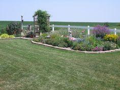 Backyard Corner Landscaping Ideas Landscape Design For Pie Shape Outdoor  Living Space Yard Part 54