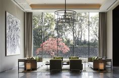 | Palace Hotel | Tokyo | Furniture | Height | Artwork |