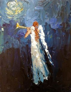 ❥ angel trumpet
