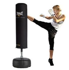 Everlast Cardio Strike Freestanding Heavy Bag Punching Boxing Free Standing NEW! #Everlast