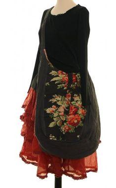 Linen Bag by Ewa i Walla