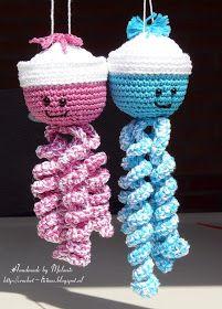 Crochet-licious: Inktvisjes