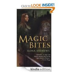 First book in an urban fantasy series (magic, shape shifters, vampires) that takes place in Atlanta.  One of my fav UF series.