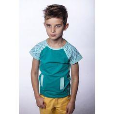 Brothers In Arms, t-shirt (14S1741) | 4funkyflavours babykleding en kinderkleding shop