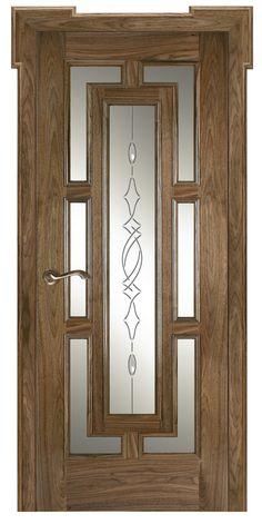 Pooja Room Door Design, Door Design Interior, Interior Doors, Craftsman Front Doors, Wood Front Doors, Aluminium Glass Door, Window Glass Design, Wooden Front Door Design, Modern Wooden Doors