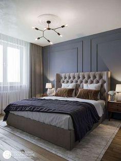 Hotel Inspired Bedroom, Hotel Bedroom Design, Home Room Design, Home Bedroom, Modern Bedroom, Master Bedroom, Hotel Bedroom Decor, Bedroom Classic, Hotel Style Bedrooms