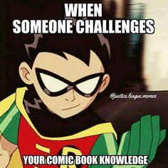 Bring it on! #comicbooks #comics  /  http://saltlakecomiccon.com/slcc-2015-tickets/?cc=Pinterest