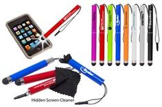 Stylus with Cleaning Cloth