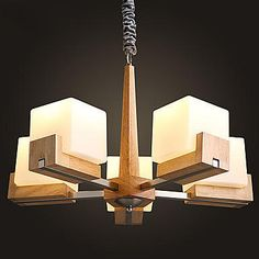 Hartford (5 bulb) Chandelier Lamp | Pottery Works | Home Decorating Store