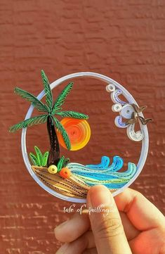 Paper Quilling Cards, Paper Quilling Tutorial, Paper Quilling Flowers, Paper Quilling Patterns, Paper Quilling Jewelry, Origami And Quilling, Quilled Paper Art, Quilling Work, Quilling Craft
