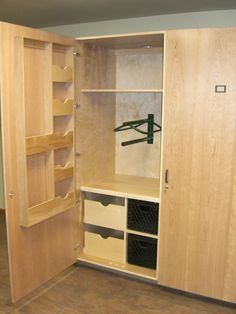 Tack lockers for boarders... one day Ill have like 30 of these in my huge tack room.