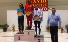 Atletismo: Raquel foi terceira na corrida de São Silvestre do Crato