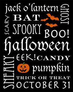 Freebie | Halloween Printables · Scrapbooking | CraftGossip.com