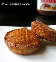 Gâteau Breton fourré caramel beurre salé / Nutella : la recette facile   Finistère Bretagne
