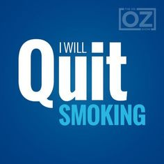 I will quit smoking! #quitsmokingquotes