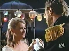 ▶ The Ghost & Mrs Muir - The Medicine Ball - 1-24 - YouTube  Hope Lange and Edward Mulhare