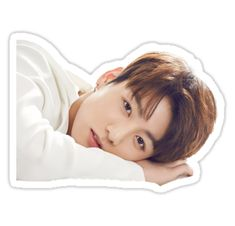 """""""Jungkook (Jeon Jungkook) of BTS"""" Stickers by Pop Stickers, Tumblr Stickers, Printable Stickers, Bts Chibi, Jungkook Fanart, Bts Jungkook, Bts Tickets, Bts Face, Bts Merch"""