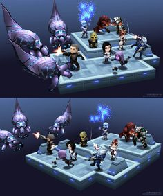 "Ahhhh ""tactics"" Mass Effect!! So cute! :D"